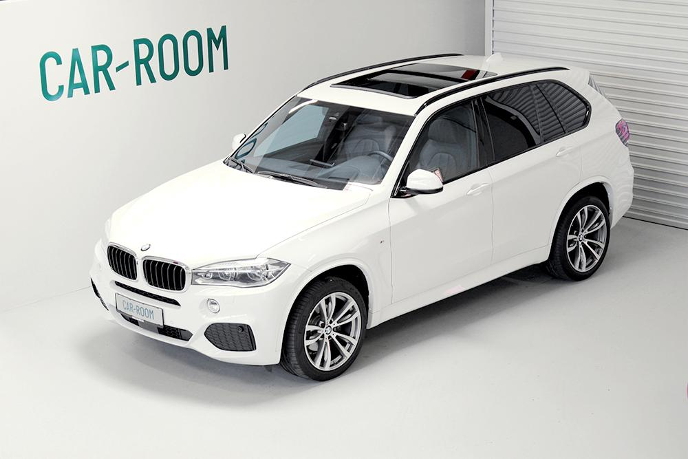 BMW X5 xDRIVE30d 258hk M-Sport 5d aut.