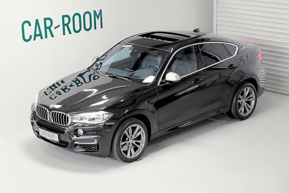 BMW X6 M50d 381hk xDrive aut.