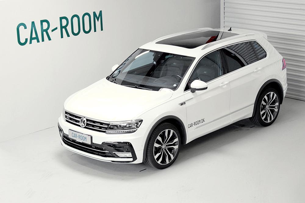 VW TIGUAN 2,0 TDI 190HK DSG R-LINE 4M