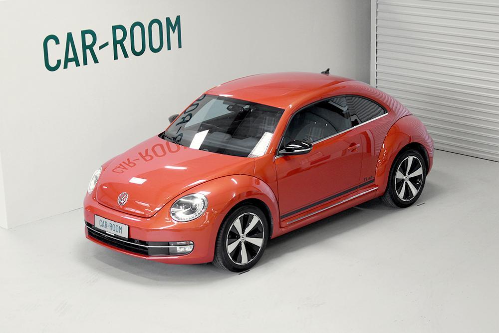 VW BEETLE 1,2 TSI 105HK Club