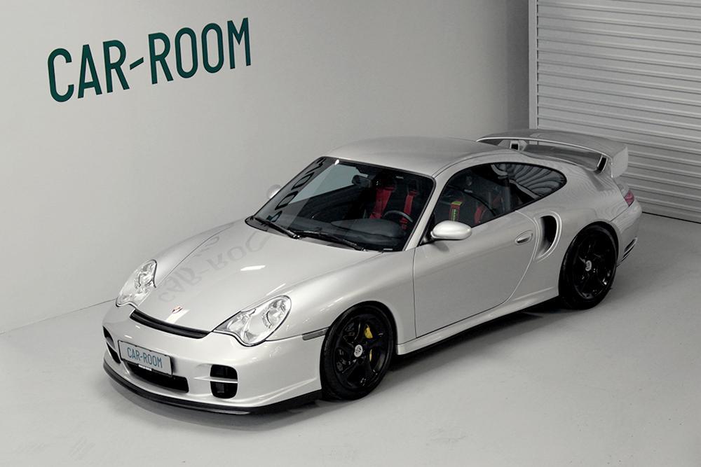 PORSCHE 911 996 GT2 Clubsport