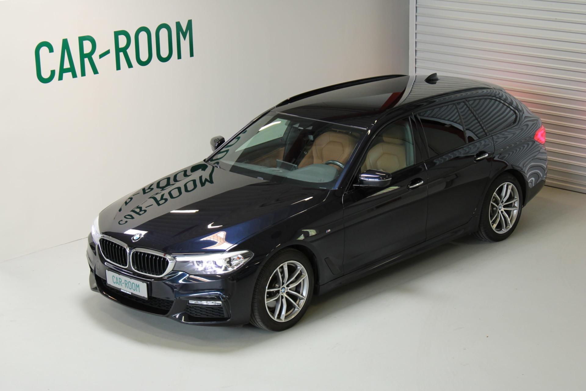 BMW 520d Touring M-Sport Aut. 190hk