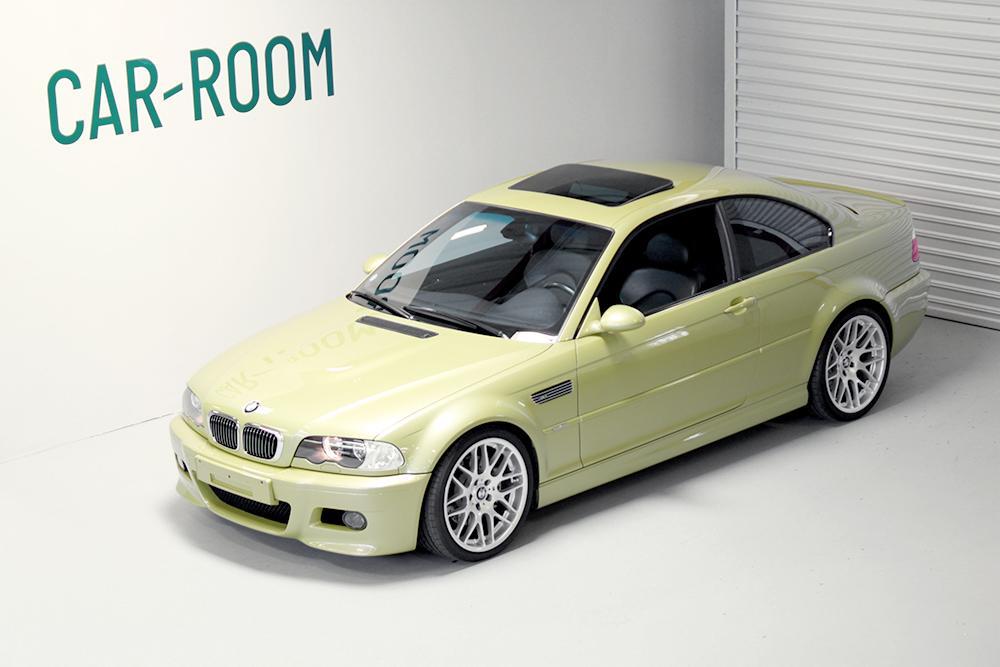 BMW E46 M3 Coupé