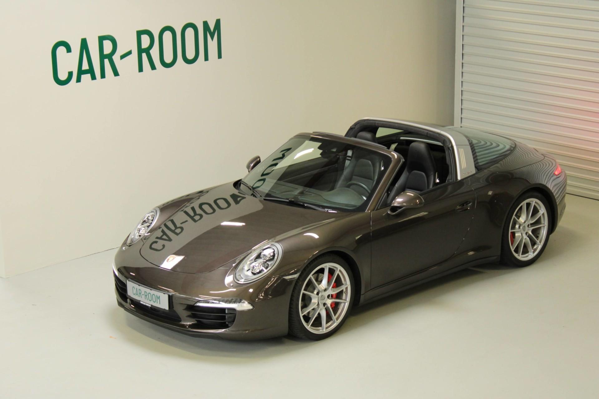 Porsche 911 Targa 4S 3,8 400hk PDK