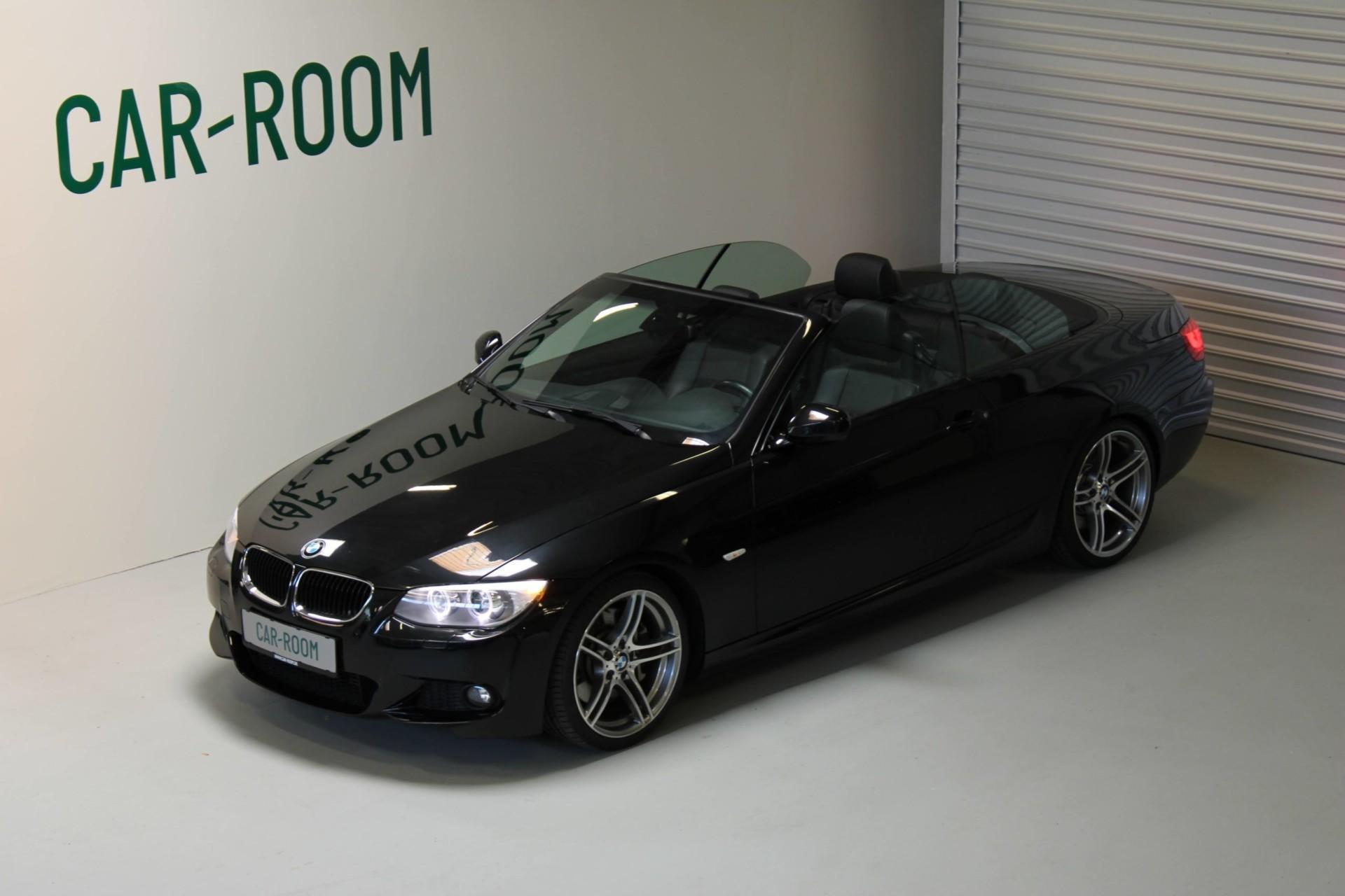 BMW 335i 3,0 Cabriolet aut. 2d