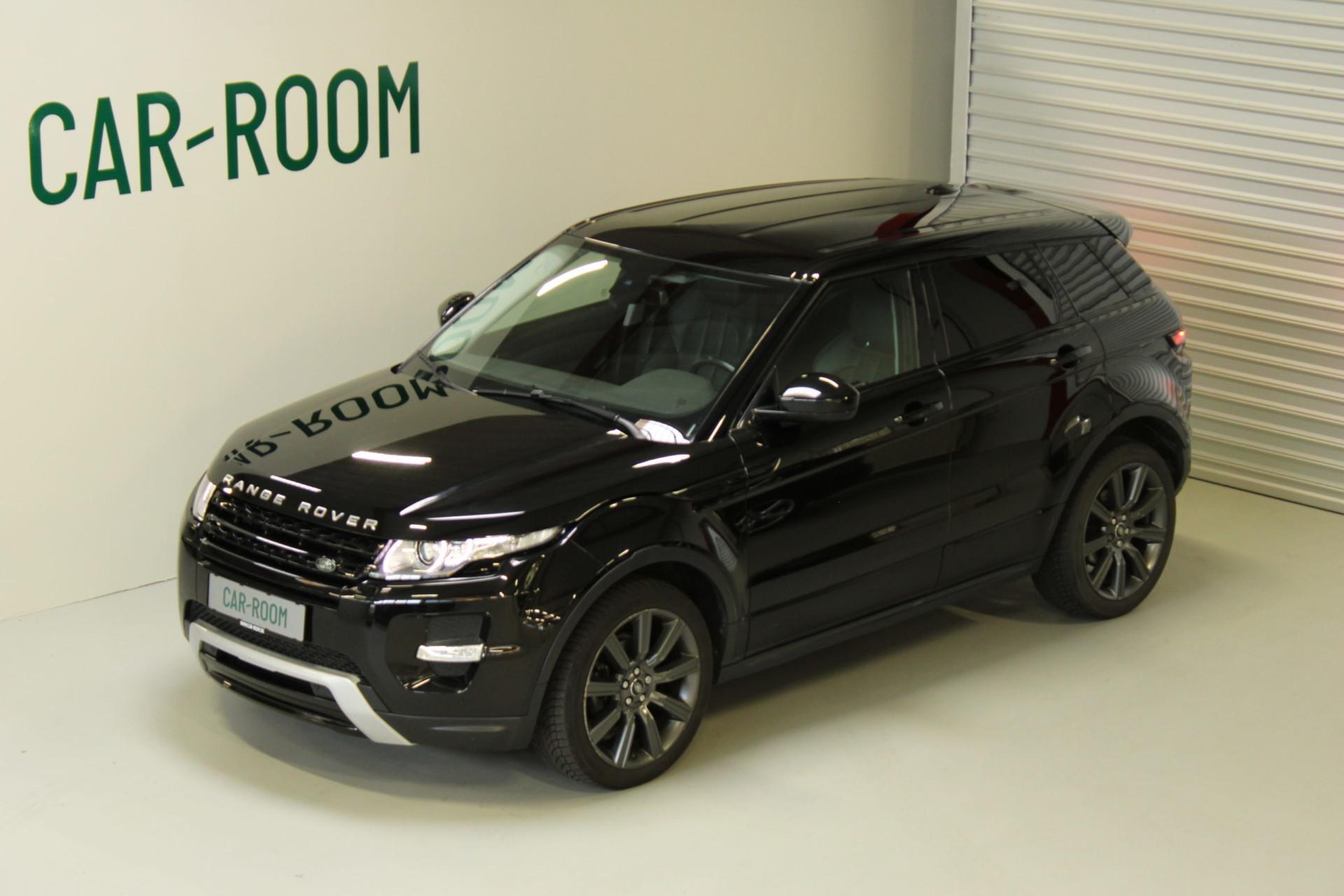 Range Rover Evoque 2,2 SD4 Dynamic aut. 5d