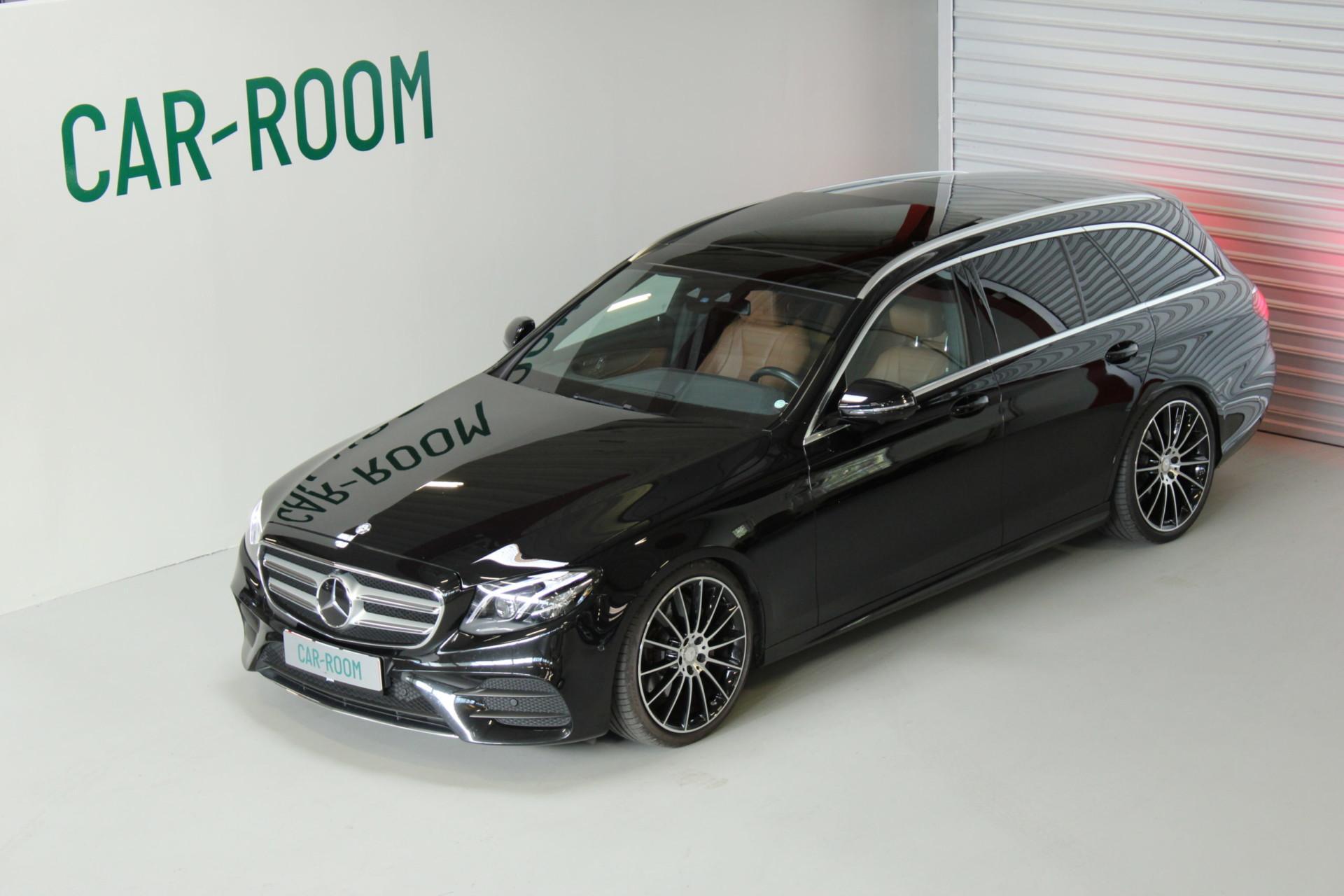 Mercedes E220 d 2,0 AMG Line stc. aut. 5d
