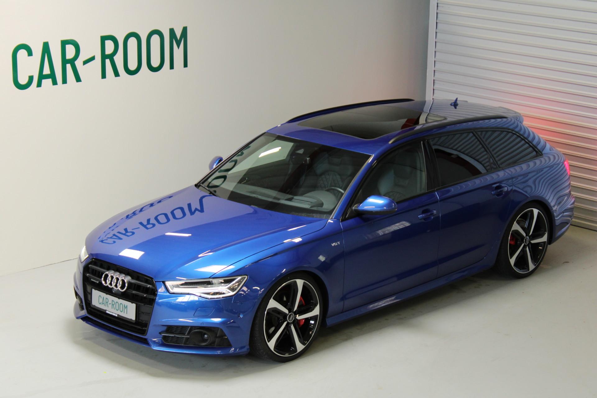 Audi A6 3,0 TDi Competition Avant quat Tip 5d