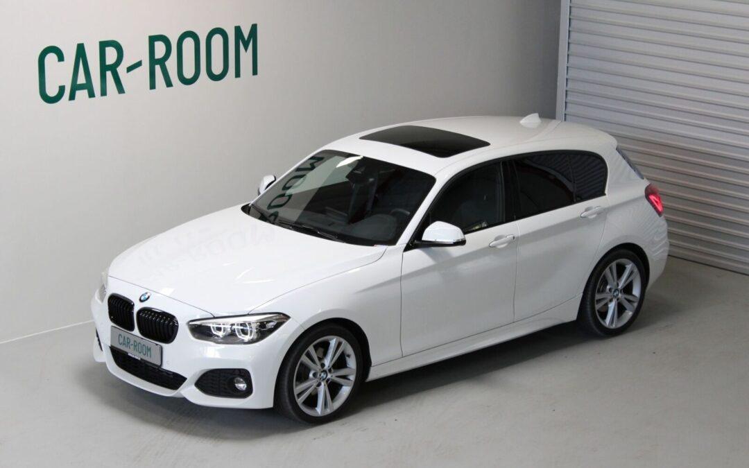BMW 120d M-Sport aut.
