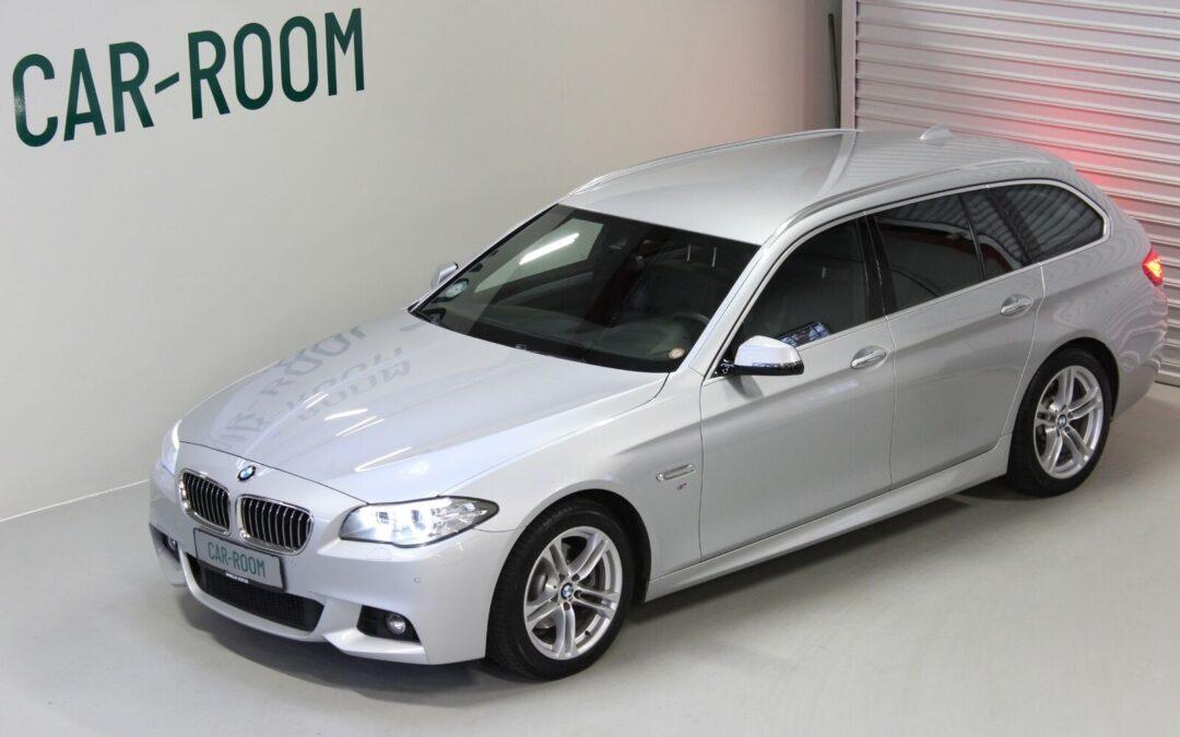 BMW 520d Touring M-Sport xDrive aut.
