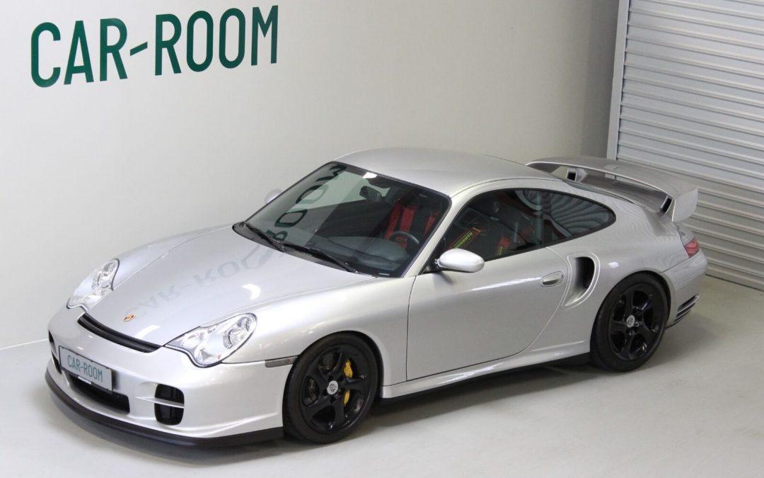 Porsche 911 GT2 Coupé